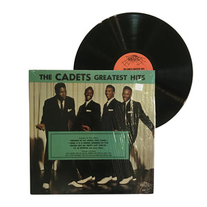"The Cadets: Greatest Hits 12"" (used)"