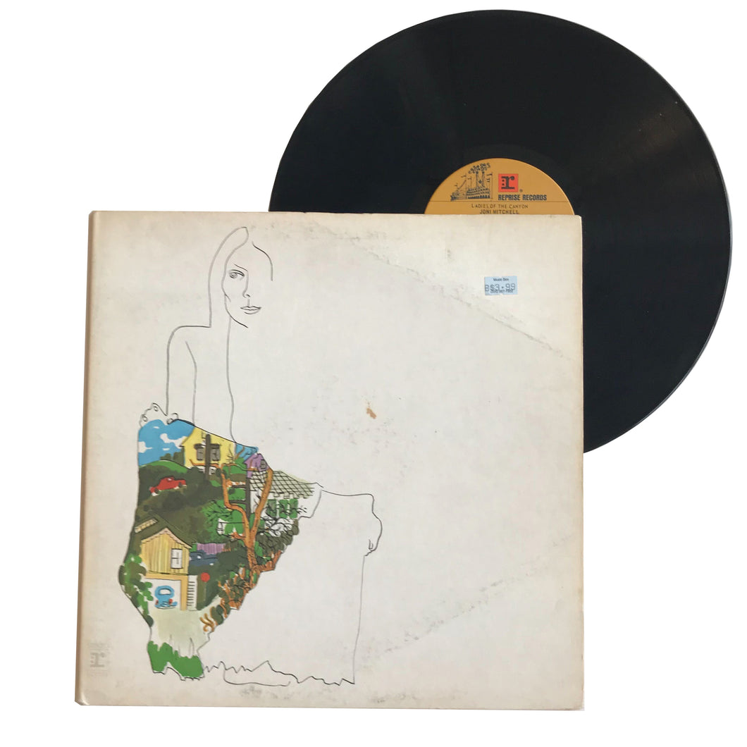 Joni Mitchell: Ladies Of The Canyon 12