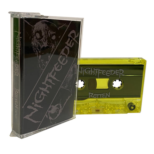Nightfeeder: Rotten - Demo cassette