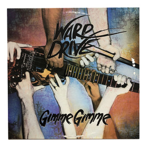 "Warp Drive: Gimme Gimme 12"" (1988 dead stock)"