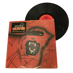 "Heaven: Where Angels Fear To Tread 12"" (used)"