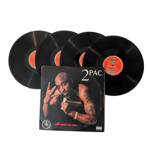"2Pac: All Eyez On Me 4x12"" (used)"