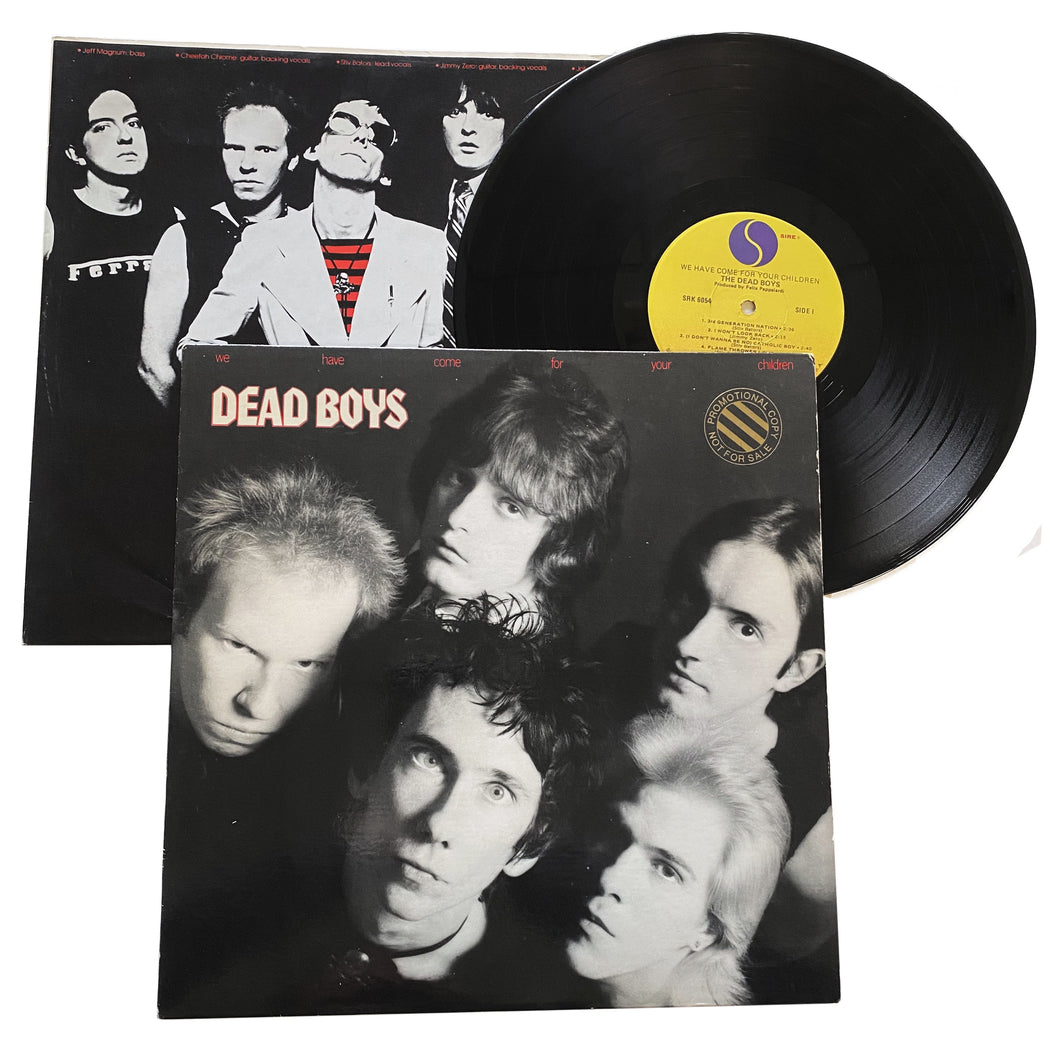 Dead Boys: We Have Come For Your Children 12