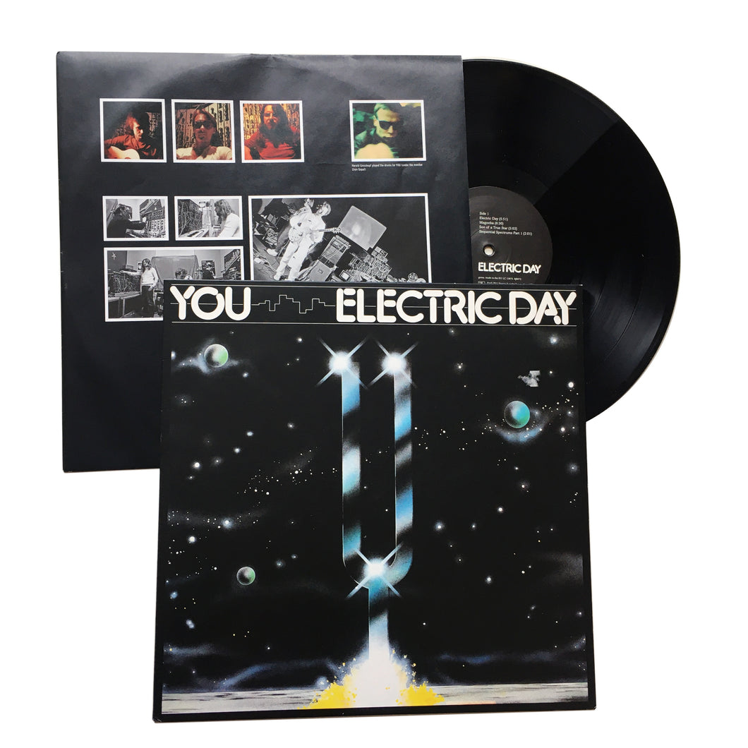 You: Electric Day 12