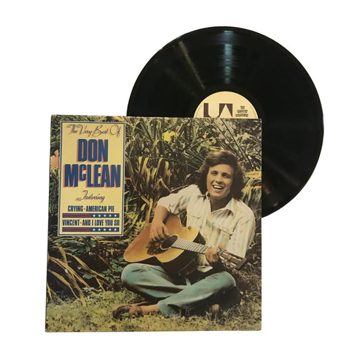 Don McLean: The Very Best Of 12