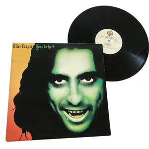 "Alice Cooper: Goes To Hell 12"" (used)"