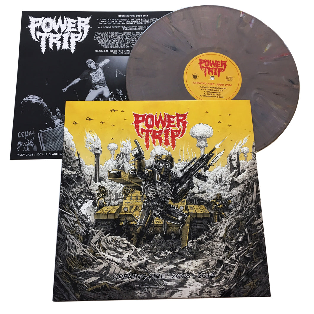 Power Trip: Opening Fire: 2008-2014 12