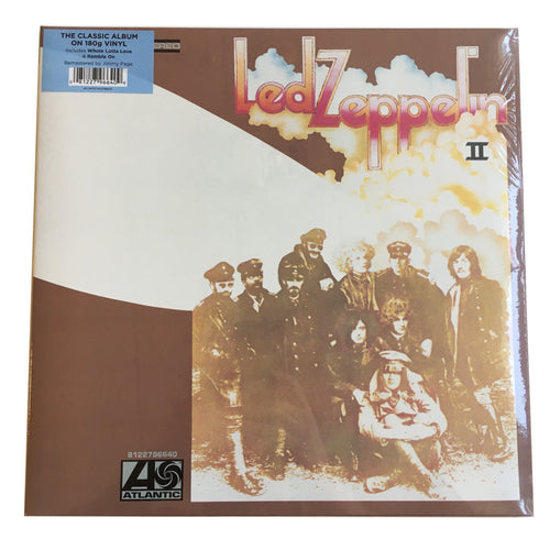 Led Zeppelin: II 12