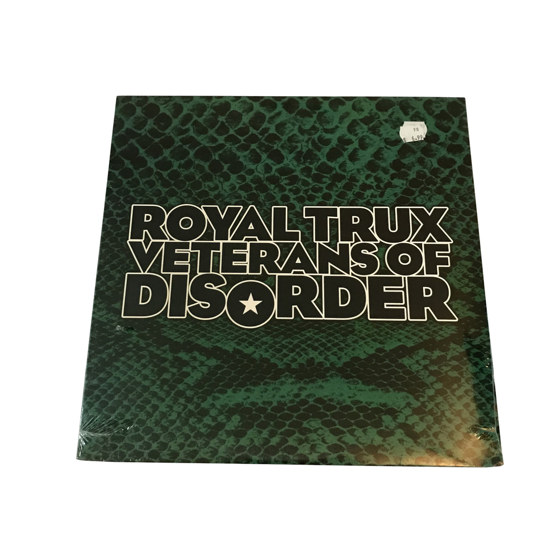 Royal Trux: Veterans Of Disorder 12