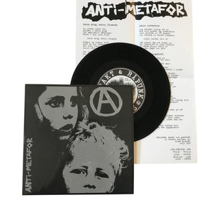 Anti-Metafor: S/T 7""