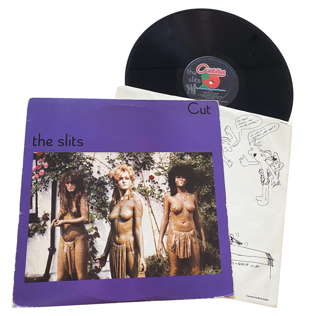 The Slits: Cut 12