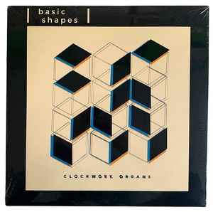 Basic Shapes: Clockwork Organs 12""