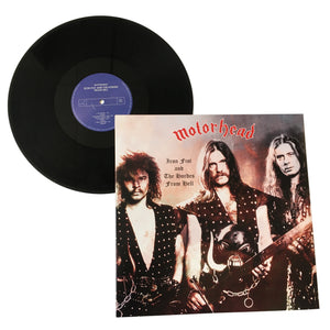 Motorhead: Iron Fist and Hordes from Hell 12""