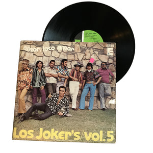 "Los Jokers: Amor Loco Amor Vol. 5 12"" (used)"