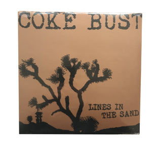 "Coke Bust: Lines In The Sand 12"" (used)"
