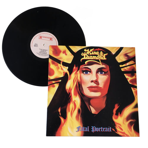 King Diamond: Fatal Portrait 12