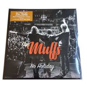 The Muffs: No Holiday 12""