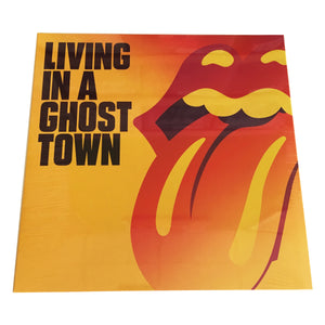 The Rolling Stones: Living in a Ghost Town 10""