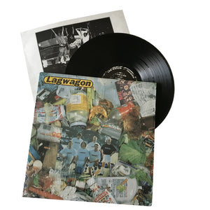 "LagWagon: Trashed 12"" (used)"