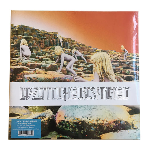 Led Zeppelin: Houses of the Holy 12