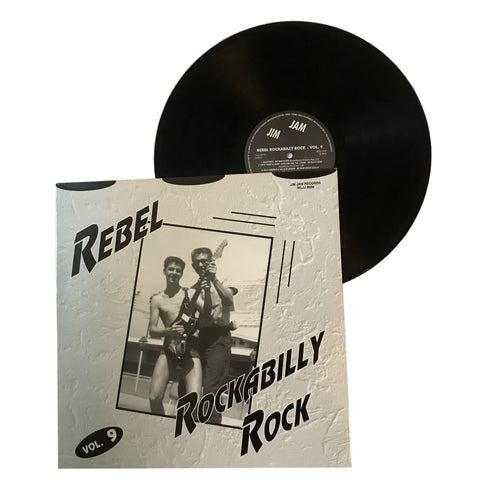Various Artists: Rebel Rock-A-Billy-Rock Vol.9 12