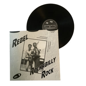 "Various Artists: Rebel Rock-A-Billy-Rock Vol.9 12"" (used)"
