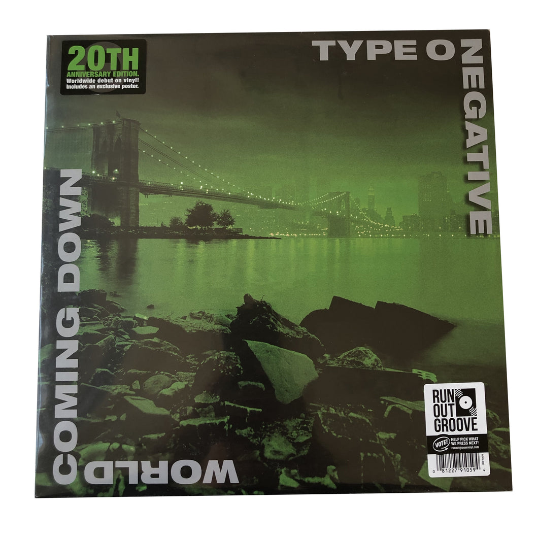 Type O Negative: World Coming Down 12