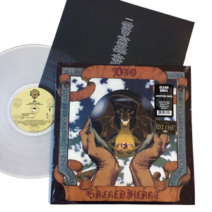"Dio: Sacred Heart 12"" (clear)"