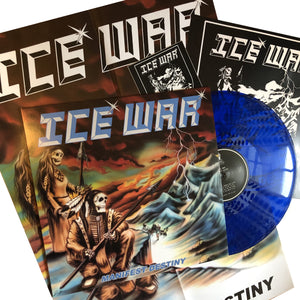 Ice War: Manifest Destiny 12""