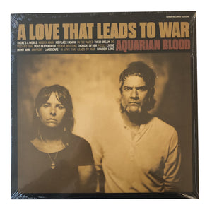 Aquarian Blood: A Love That Leads To War 12""