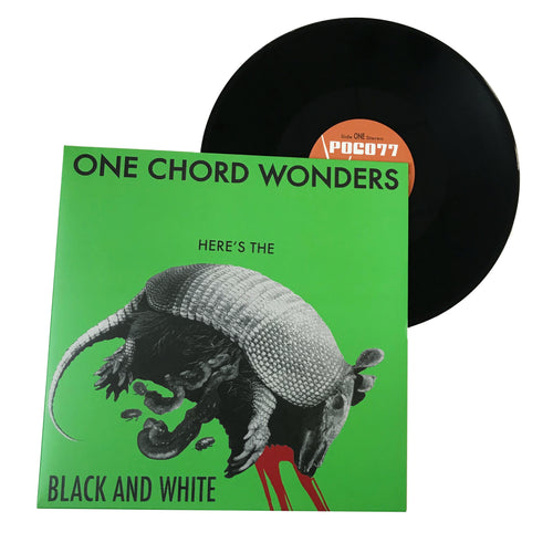 Black And White: One Chord Wonders 12