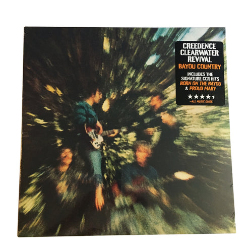 Creedence Clearwater Revival: Bayou Country 12