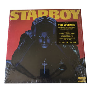 "The Weeknd: Starboy 12"" (used)"