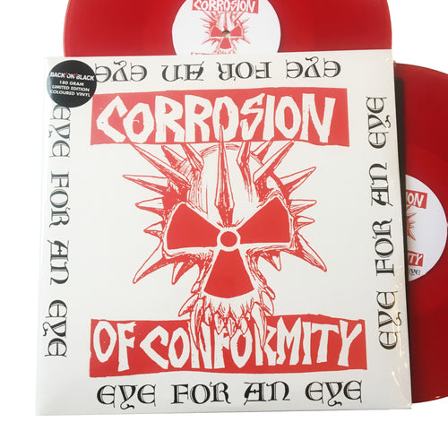 Corrosion Of Conformity: Eye For An Eye 12