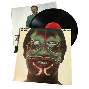 "Ramsey Lewis: Salongo 12"" (used)"