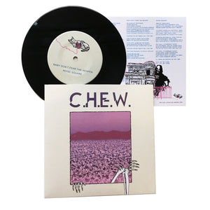 C.H.E.W.: In Due Time 7""