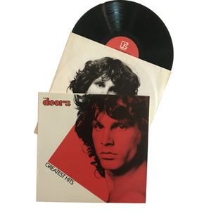"The Doors: Greatest Hits 12"" (used)"