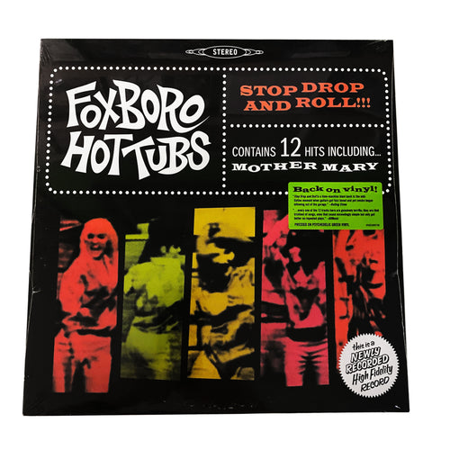 Foxboro Hottubs: Stop Drop and Roll!!! 12
