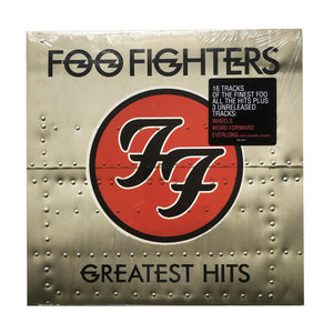 "Foo Fighters: Greatest Hits 12"" (new)"
