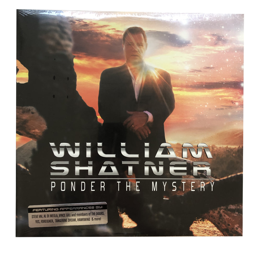 William Shatner: Ponder the Mystery 12