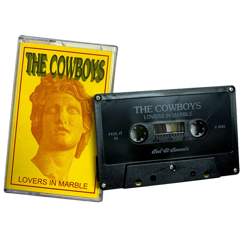 The Cowboys: Lovers in Marble cassette