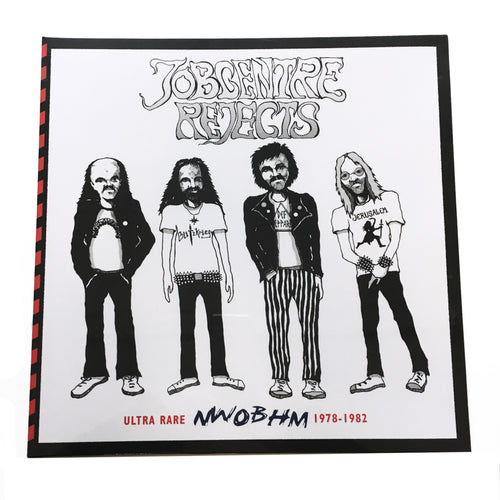 Various: Jobcentre Rejects: Ultra rare NWOBHM 1978-1982 12