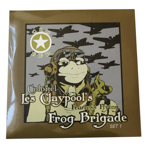 The Les Claypool Frog Brigade: Live Frogs Sets 1 and 2 12