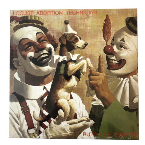 Butthole Surfers: Locust Abortion Technician 12