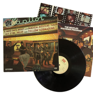 "The Beatles: Musica De Peliculas 12"" (used)"