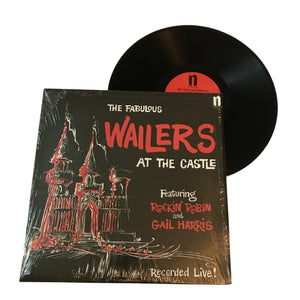 "The Fabulous Wailers: At The Castle 12"" (used)"