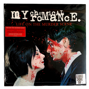 "My Chemical Romance: Life on the Murder Scene 12"" (Black Friday 2020)"