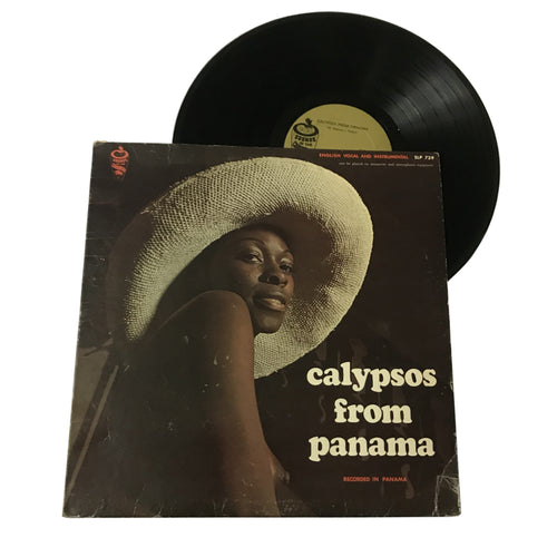 Various: Calypsos From Panama 12