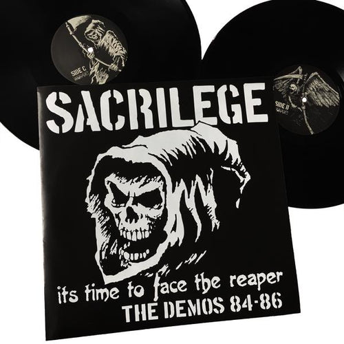Sacrilege: It's Time To Face The Reaper 2x12