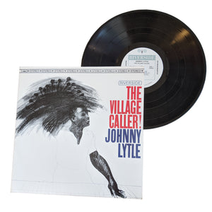 "Johnny Lytle: The Village Caller 12"" (used)"